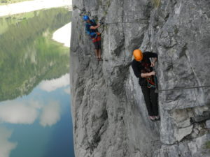 Gossau via ferrata